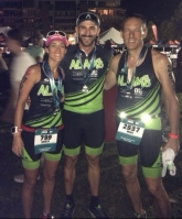 Alamo 180 post race