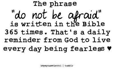 Fearless God