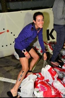 K race morning bag drop off