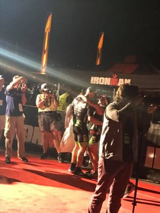 MK finish line